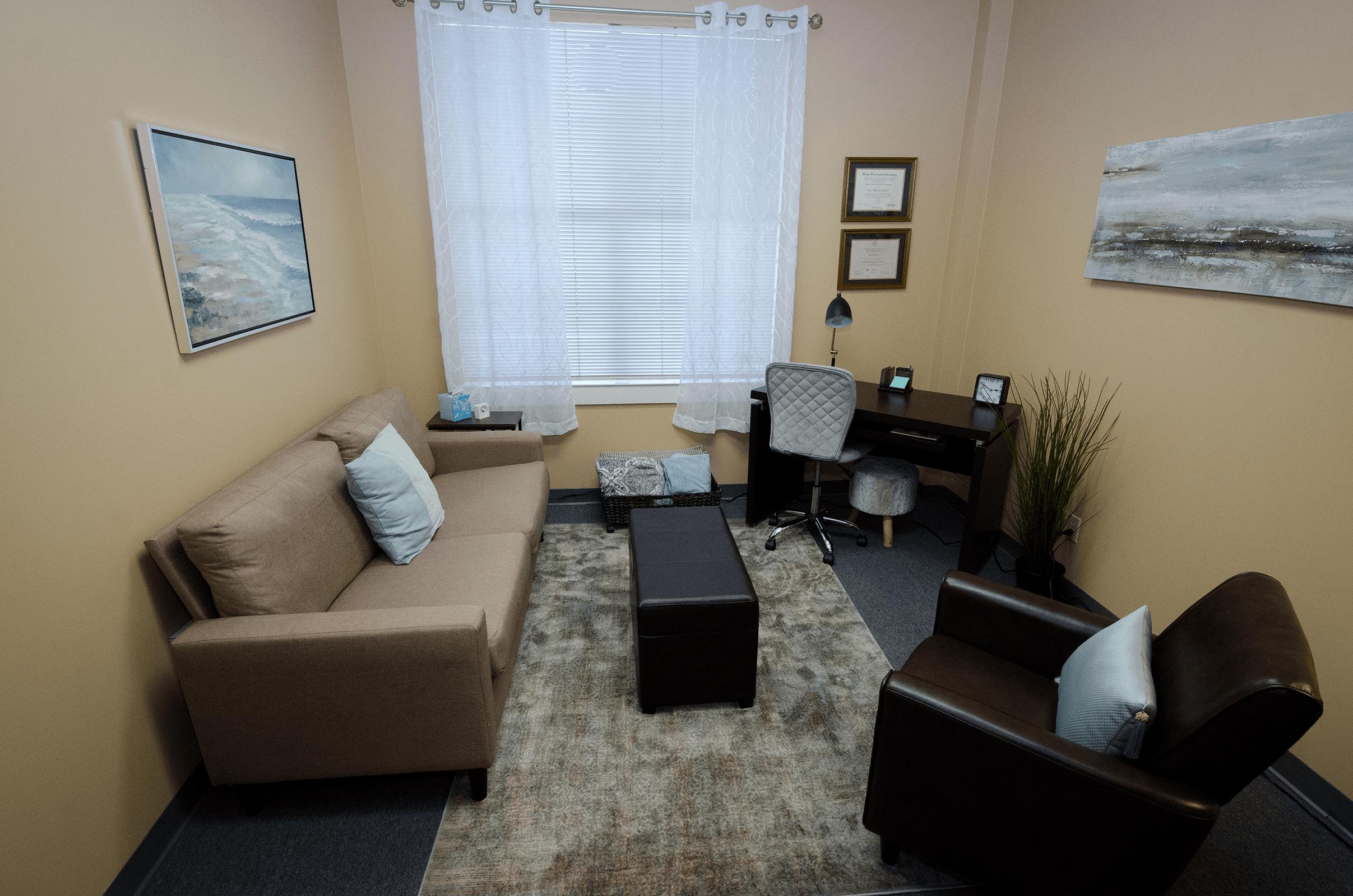 Janel's Office