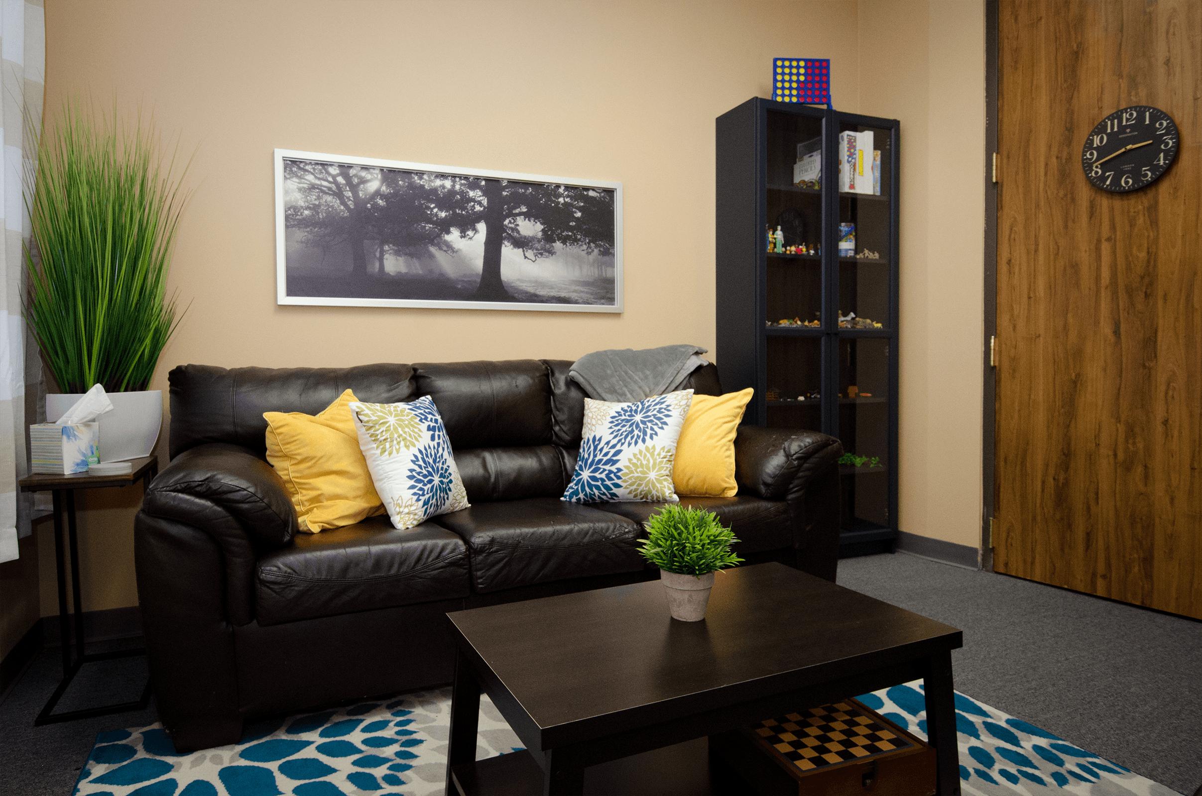 Josh's Office