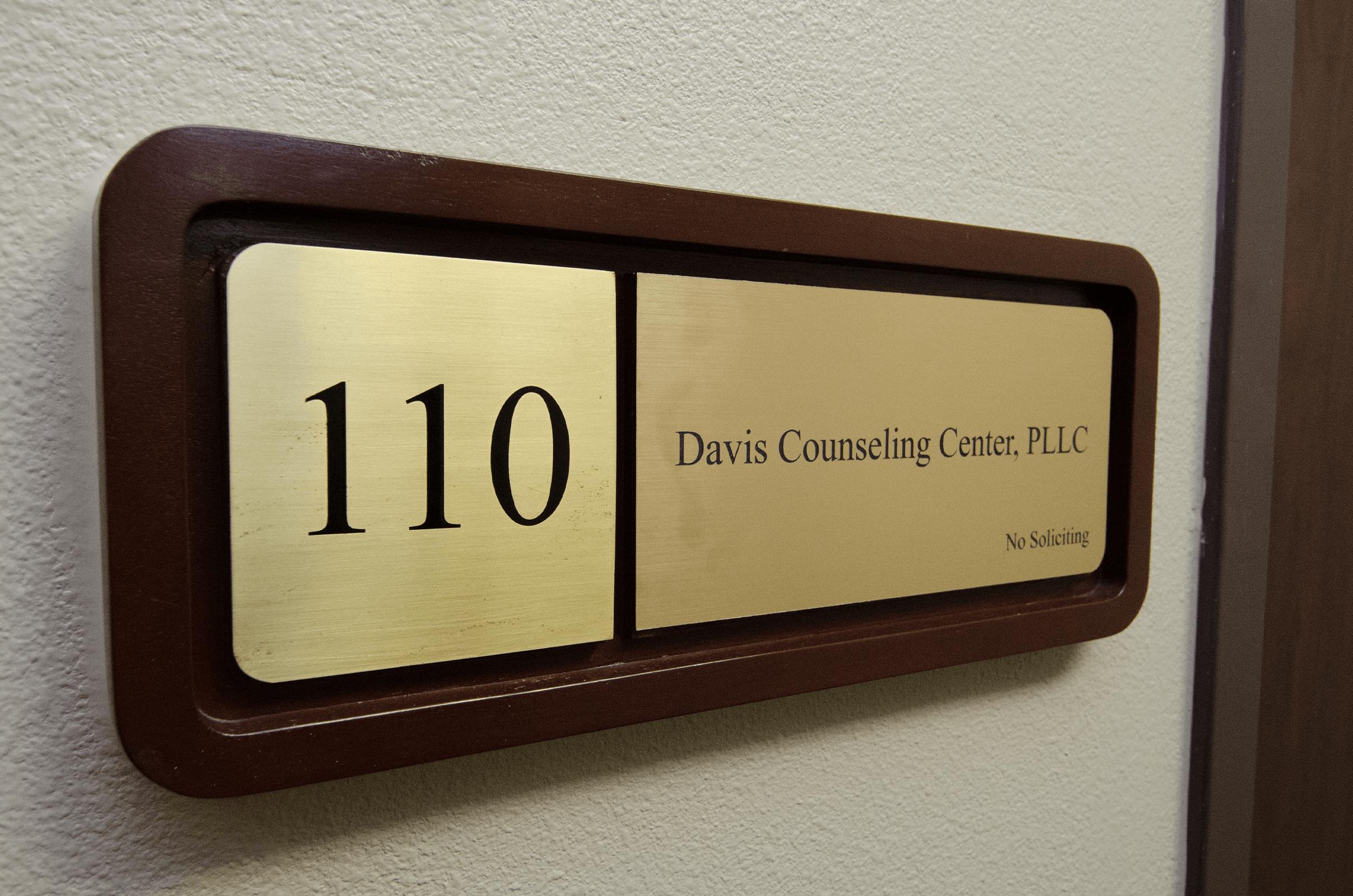 Suite 110 - Davis Counseling Center, PLLC